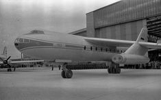 """The Baade 152 also known as Dresden 152, VL-DDR 152 or simply 152 was the first German jet passenger airliner. It was built and tested in Dresden (East Germany) between 1956 and 1961, but failed to enter service. The """"152"""" represents the final development in the Junkers aircraft family which ended with the """"development planes"""""""