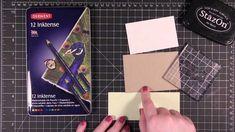 Quick Tip - Derwent Inktense Pencils, via YouTube.