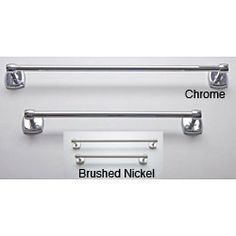 @Overstock - Soft Square 24-inch towel bar offers a variation on contemporary styleModern-day classic towel bar will enhance a range of bathroom decorSolid brass towel bar is available in chrome and brush nickel finish optionshttp://www.overstock.com/Home-Garden/Soft-Square-24-inch-Towel-Bar/4370671/product.html?CID=214117 $44.99