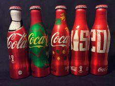 10 Coke Designs For National Have a Coke Day — The Dieline   Packaging & Branding Design & Innovation News