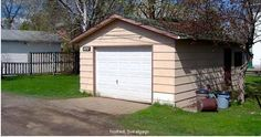They Thought She Was Crazy To Move Into A Garage -But Inside? Amazing!