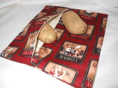 Large Microwave Baked Potato Bag by Dianeskitchencorner on Etsy