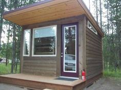 Camper Cabin...very nice.