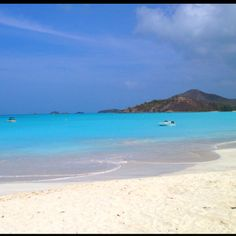 Jolly beach, Antigua. Been here and can't wait to go back!