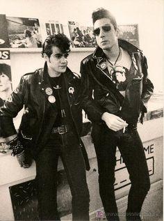 Loquillo. 1983. Vaqueros del Espacio.