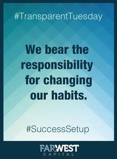 #transparenttuesday #successsetup