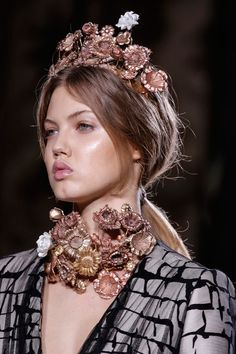 Giambattista Valli Haute Couture Spring/Summer 2013 collection