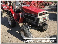 Yanmar Tractor, Tractors, Monster Trucks, Japanese, Japanese Language