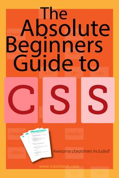 CSS for Beginners | How to write CSS | CSS Guide