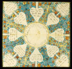 Works on Paper - Fraktur (Cutwork valentine) - Search the Collection - Winterthur Museum