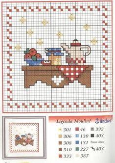 Gráficos de ponto cruz - Marcia R - Álbumes web de Picasa