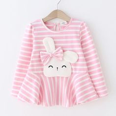 Trendy sewing for kids girls toddlers long sleeve Outfits Niños, Winter Dress Outfits, Baby Outfits, Kids Outfits, Winter T Shirts, Baby Dress Patterns, Baby Girl Dresses, Sewing For Kids, Kind Mode
