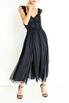 FLORENCE DRESS Abbot Kinney Blvd, Ulla Johnson, Spring Summer Fashion, Cold Shoulder Dress, Silk, Chic, Swimwear, Model, How To Wear