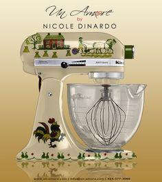 Un Amore by Nicole Dinardo