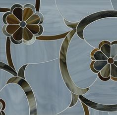 Glass Mosaics - Beau Monde Glass - Ann Sacks Tile & Stone