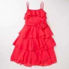 Big Girl Arielle Dress - Easter: Dorissa Dresses - Events