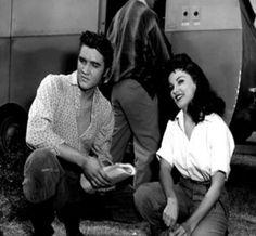 ELVIS LOVE ME TENDER 1956