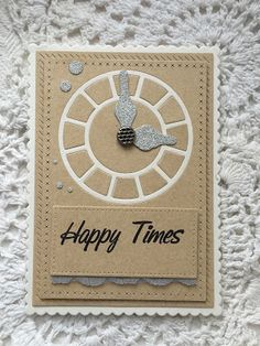 card clock MFT Time Pieces Die-namics MFT Timeless #mftstamps glitter gitte - Blomsterbox inlayed