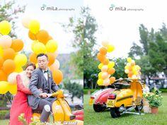 充滿歡樂繽紛元素的戶外創意婚禮!   Real Wedding: Sheerly & Ringo Wedding Day Real Wedding 婚禮攝影: MiLa Story  更多照片: http://www.loveproject.hk/portfolio-items/sheerly-ringo-wedding-day/?portfolioID=11295