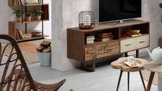 TV-benk kolleksjon LOFT! www.mirame.no  -Din interiørbutikk på nett🛍 #kommode #tv-benk #tv-bord #tvbenk #soverom #tvstue #gang #bad #innredning #møbler #norskehjem #mirame #pris  #interior #interiør #design #nordiskehjem #vakrehjem #nordiskdesign  #oslo #norge #norsk #speilbilde #tre #rom123 #loft Decor, Table, Entryway Tables, Entryway, Home Decor, Furniture