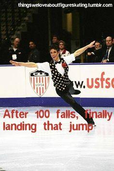 Its a skating thing..
