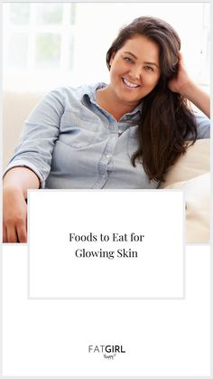 26 Foods to Eat for Glowing Skin Foods For Skin Health, Best Foods For Skin, Acne Clearing Foods, Food For Glowing Skin, Bad Acne, Beauty Tips For Women, Positive Body Image, Acne Skin, Acne Scars