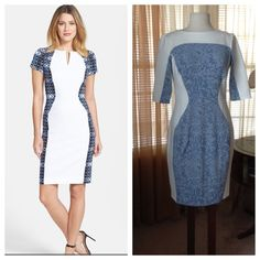 """Closet London bodycon dress Never worn. It measures 39"""" long measuring on the mannequin. Stretchy material.                    e Closet London Dresses"""