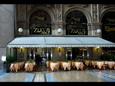zuca in galleria.a favorite haunt. Milan, City, Places, Tourism, Cities, Lugares