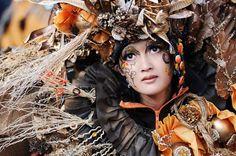 Jember Fashion Carnaval – один из самых ярких фестивалей мира