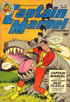 Koprolitos: Superhéroes y dinosaurios V: Otto Binder