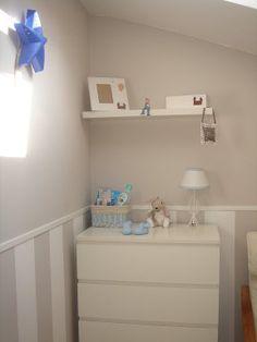 Empezamos a decorar la habitacion para mi Bebe!