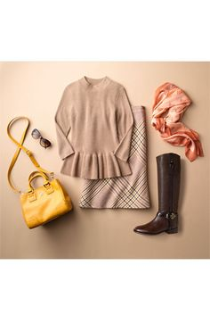 love this fall outfit.