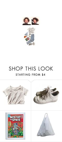 """""""they waiting on me"""" by killagus ❤ liked on Polyvore featuring H&M and NIKE"""