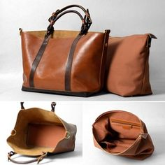 Women's Leather Handbag Purse