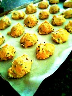 Frozen Eggless Cookie Dough.  Simple Recipe.