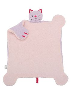 BABY BLANKET ANIMAL FORM