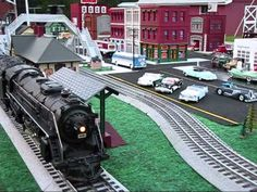 Outdoor O-scale Model Trains.wmv - Get it on Amazon:  http://www.amazon.com/dp/B015MQEF2K - http://outdoors.tronnixx.com/uncategorized/outdoor-o-scale-model-trains-wmv/