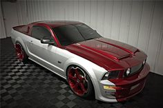 2006 FORD MUSTANG GT CUSTOM COUPE - Barrett-Jackson Auction Company - World's Greatest Collector Car Auctions
