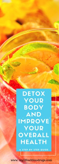 #Detox is a process of cleansing the body. With #detoxification, you will improve your overall #health, and your organism will develop а certain #immunity against #diseases.