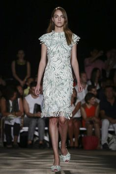 Christian Siriano Ready To Wear Spring Summer 2015 New York