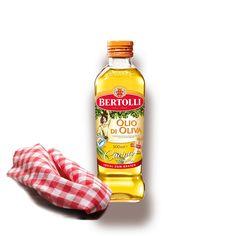 Das extra raffinierte, gefilterte und geschmacksneutrale Olivenöl ist hitzebeständig bis 220 Grad.