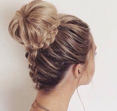 hair; cor; inspiração; penteado; trança