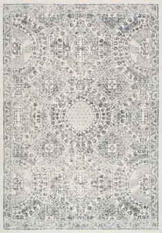 Bosphorus BD30 Honeycomb Labyrinth Rug
