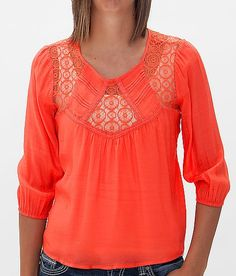 Fire Peasant Top