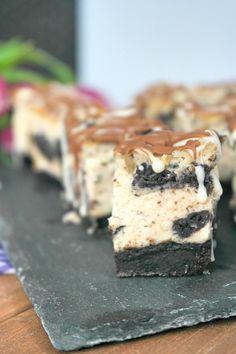 » Oreo Cheesecake Bar - LadyApplePie