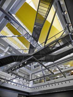 School of Architecture, Urban Design & Landscape Architecture, CCNY Design Interior 1