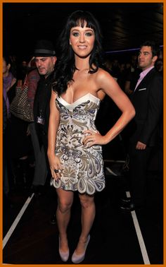Katy Perry in a Camille for Flawless Dress