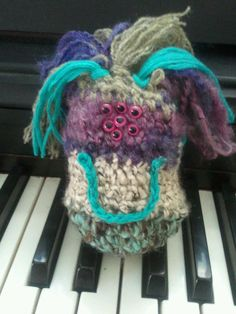 Crochet Chiq: Melody the Monster! free pattern and much more