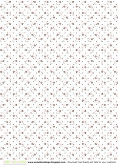 SBDSWEET SUMMER SET - Carta per scrapbookingby SweetBioDesign