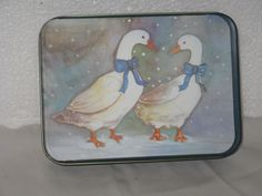 Playing Cards * COLLECTBLE DECK *duck decorative box